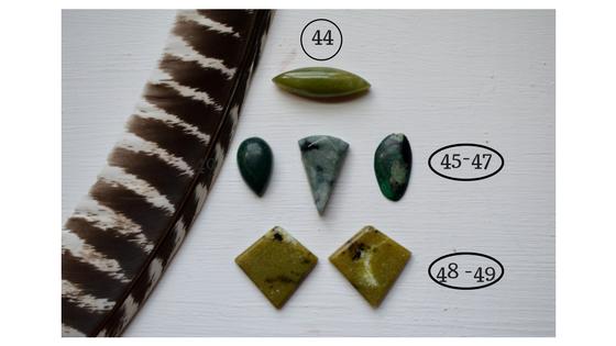 Web stones 10